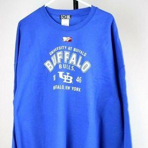 Other - Buffalo Bulls Crew Neck Sweatshirt (Blue)